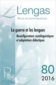Lengas. La guerre et les langues