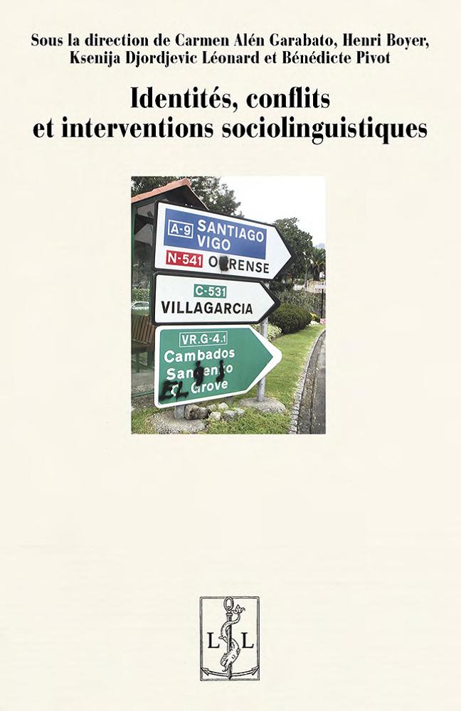 Identités conflits interventions sociolinguistiques